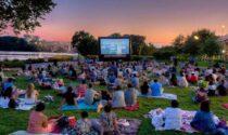 Cinema sotto le stelle nel parco della Limonera