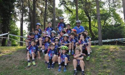 Ottimi i giovanissimi del team Alba Orobia Bike a Nembro