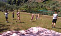 Pic-nic nel verde, l'iniziativa riscuote successo anche per i bambini della scuola parrocchiale FOTO