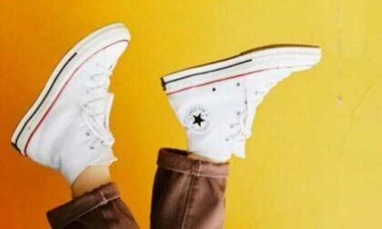 """Raccolta scarpe per tappeti anti-truma con """"Brivio che dona"""""""