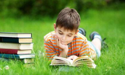 """""""Germogli di lettura"""", il gioco estivo dei bambini"""