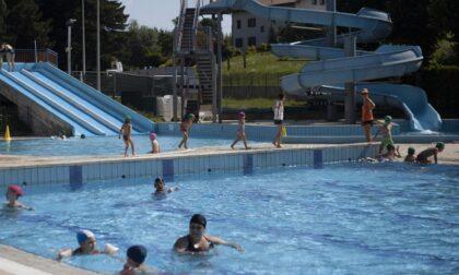 Oggi riapre la piscina di Merate