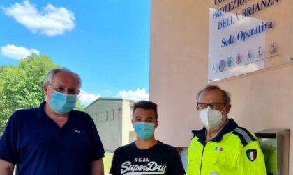 Casatenovo: l'alternanza scuola lavoro insieme alla Protezione Civile