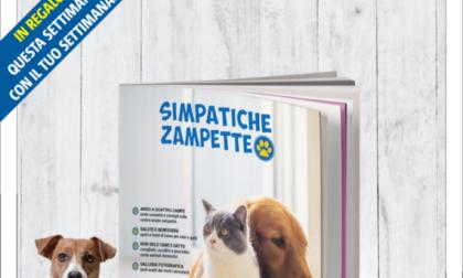 In regalo con il Giornale di Merate un magazine tutto dedicato ai nostri amici animali