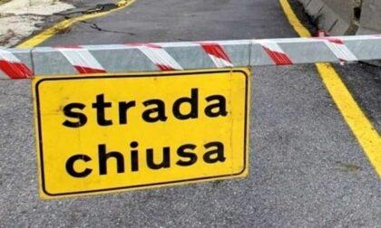 Prove di carico sul ponte che attraversa il rio Fontana, mercoledì chiude per due ore la Como-Bergamo