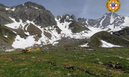 Precipita per 100 metri in montagna, muore una 48enne comasca