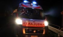Incidente nella notte in Statale 36: ferito un 16enne
