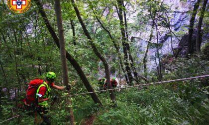 Raffica di interventi sulle montagne lecchesi: l'appello alla responsabilità del Soccorso Alpino