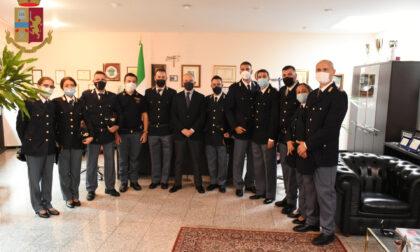 11 nuovi agenti per la Questura di Lecco