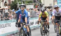 Giro d'Italia donne: Emma Cecilie Jørgensen vince la tappa lecchese