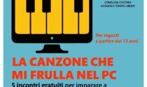 Musica e tecnologia unite dall'iniziativa del Comune