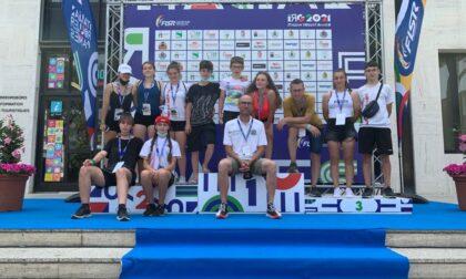 Rotellistica Roseda: un'ottima prestazione alle gare nazionali