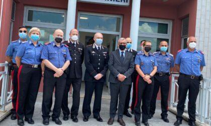 Il grazie del prefetto ai Vigili del Fuoco e ai Carabinieri di Merate