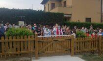 Airuno: inaugurato il parco Anita Pizzagalli Magno FOTO E VIDEO