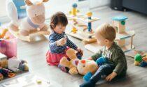 Nidi gratis: Regione in campo per aiutare le famiglie