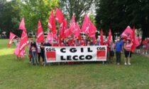 """Cgil Lecco festeggia """"i suoi primi 120 anni"""" con Maurizio Landini"""