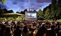 Ultimi scampoli d'estate e ultimi appuntamenti con il cinema in piazza a Lecco