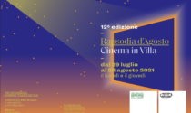 Rapsodia d'agosto: cinema sotto le stelle nel parco