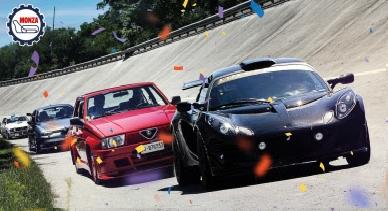 Festa dell'automobilista all'Autodromo di Monza
