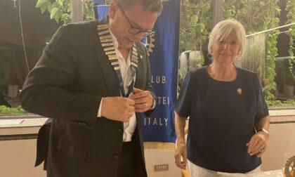 Giuseppe Navarini nuovo presidente del Rotary Club Colli Briantei