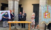Spostamenti green per l'Auser Lecco: inaugurate tre nuove auto elettriche