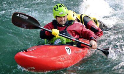 Era un istruttore di kayak il 52enne de La Valletta morto nel torrente