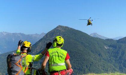 Escursionisti feriti e fungiatt dispersi: numerosi interventi del Soccorso Alpino