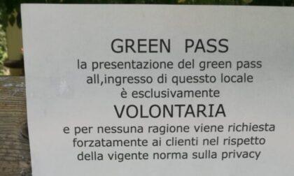 """Ristoratore di Albavilla: """"Green pass solo volontario"""""""