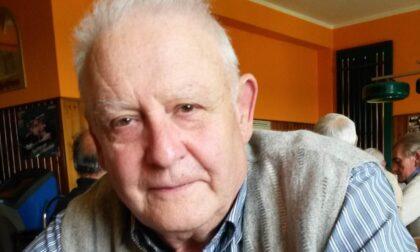 Addio a Mario Bellani, storico presidente dell'Associazione Pescatori La Briantea
