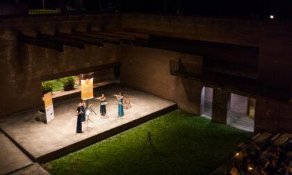 Il quartetto Nymphes incanta l'Area Cazzaniga per il Festival Agnesi
