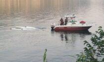 Idrovolante si inabissa nelle acque nel lago di Garlate