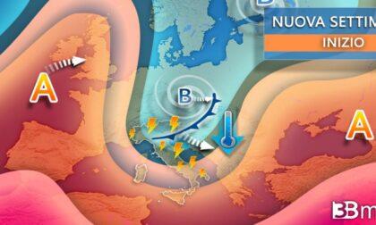 Previsto un calo delle temperature per la prossima settimana | PREVISIONI METEO
