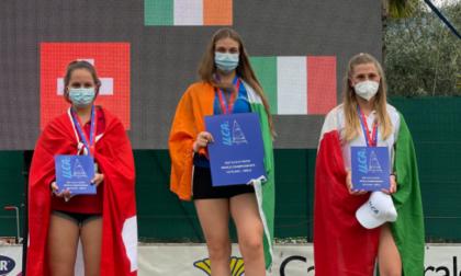 Sara Savelli bronzo al al Mondiale giovanile Ilca 6