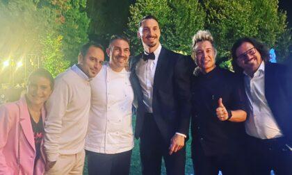Nozze vip a Casatenovo: tra gli invitati Ibrahimovic e tanti calciatori famosi