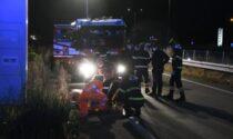 Diciottenne in stato confusionale trovata a terra sulla Statale 36