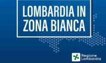 La Lombardia resta in zona bianca per il terzo mese