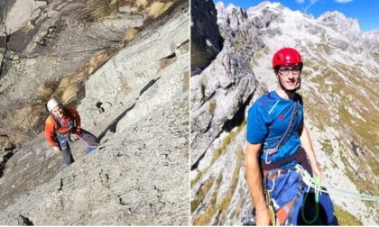 Ennesima tragedia sul Pizzo Badile: morti due alpinisti bergamaschi