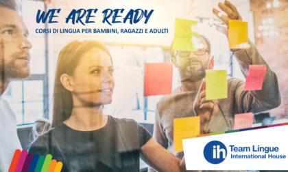 Team Lingue: iscrizioni aperte ai corsi di per bambini, ragazzi e adulti