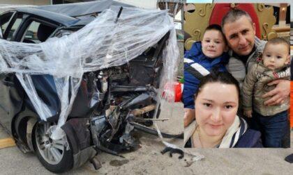 Tragedia in autostrada, morti due fratellini. Donati gli organi