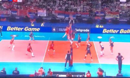 Campionesse d'Europa: le azzurre del volley sconfiggono 1-3 la Serbia