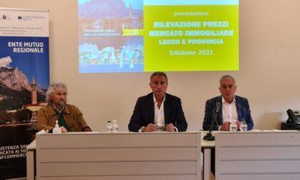 Mercato immobiliare nel Lecchese: prezzi stabili rispetto al 2020, ma il volume delle compravendite vola