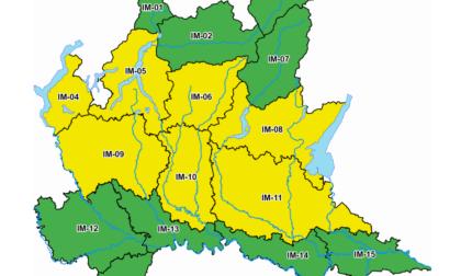 Meteo in peggioramento: allerta gialla su Lecchese, Brianza e Bergamasca