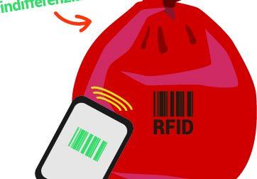 Sacchi rossi: distribuzione gratuita nel Meratese e nel Casatese