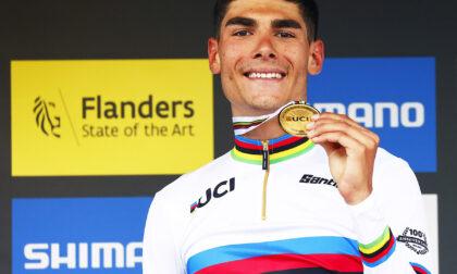Piccolo giro di Lombardia: ci sarà anche il nuovo campione del mondo Under 23 Filippo Baroncini