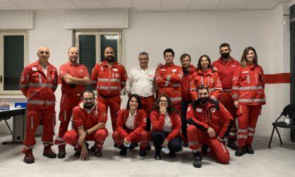 Croce Rossa: ottimo successo per la prima serata di presentazione del corso