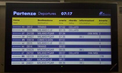 """Oggi sciopero dei treni... ma per i lecchesi i """"disagi"""" sono quasi quotidiani"""